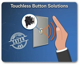 Touchless Button