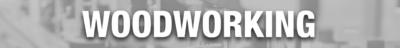 woodowrking, industry, application